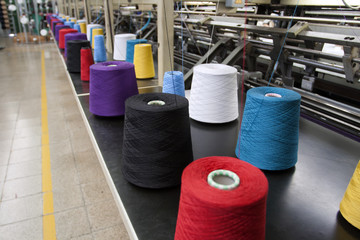 Textile Production - Weaving