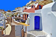 traditional cycladic architecture - Santorini