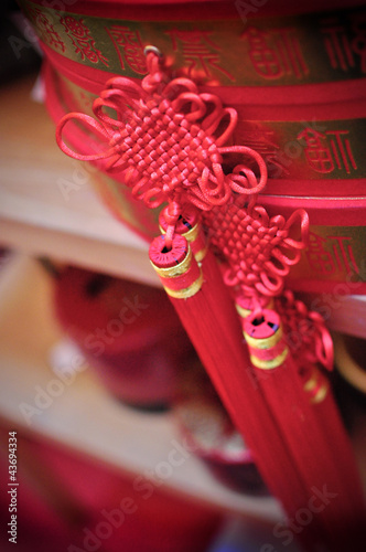 Fengshui Mystic Knot