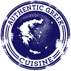 Authentic Greek Food