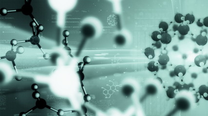 science background, Molecular structure. Chemical biology.