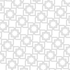 Arabic delicate pattern.Vector background