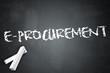 "Blackboard ""E-Procurement"""