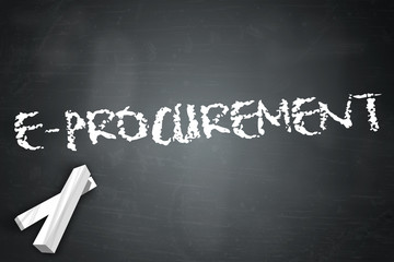 "Blackboard ""E-Procurement"""