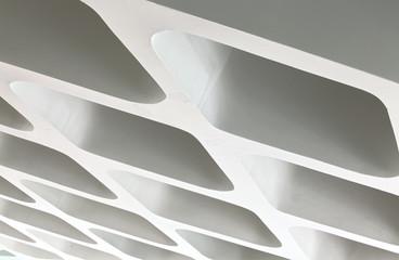 modern concrete ceiling in Bar in Kotor Montenegro