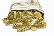 Goldschmucksäckchen