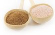 palm sugar and himalayan salt