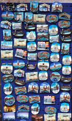 Venice souvenir magnets