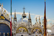 Glimpse of Basilica of Saint Mark - Venice