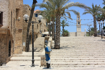 Altstadt Jaffa, Israel