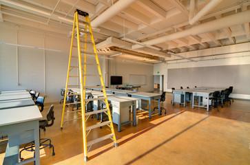 Modern Classroom Renovation