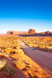 monument valley car