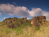 Nourlangie Rock in Kakadu National Park
