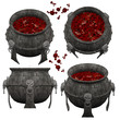 3D Cauldrons