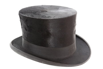 very old topper hat