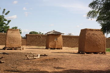 Dogon Village, Mali, Africa