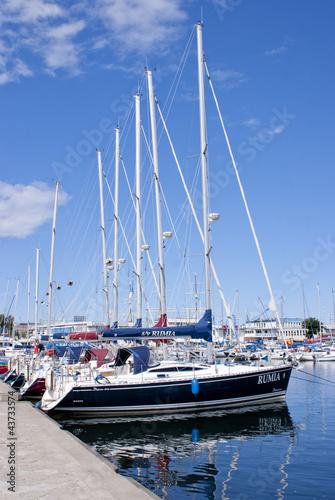 Gdynia Port © Jan