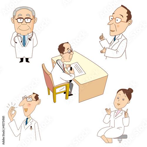ドクターポーズ