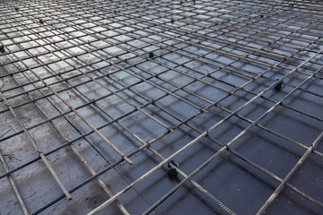reinforcement metal framework