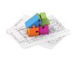 Puzzle house plan