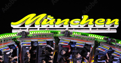 München steht Kopf