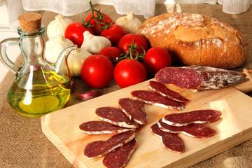 dieta mediterranea bodegon