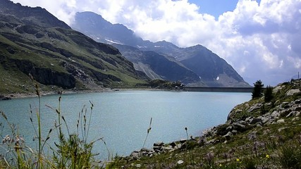 hydroelectric reservoir