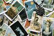 Tarotkarten +Amulett (Hexentarot)