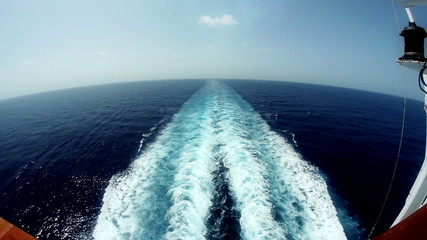 Ship Wake