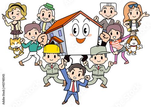 The house seller who dances