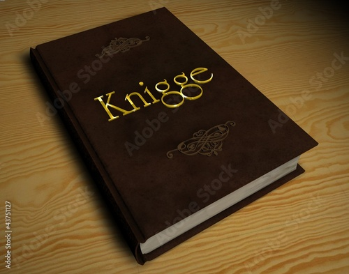 3D Buch - Knigge