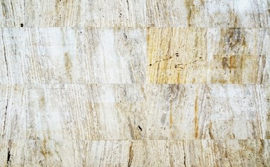 travertine wallor floor background