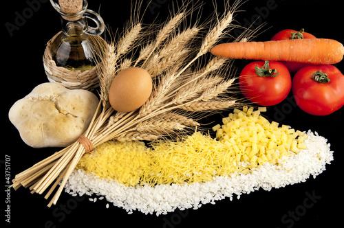 pasta a basso contenuto proteico-pasta low protein