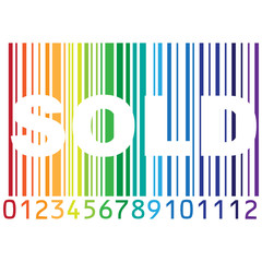 BARCODE COLOR SOLD