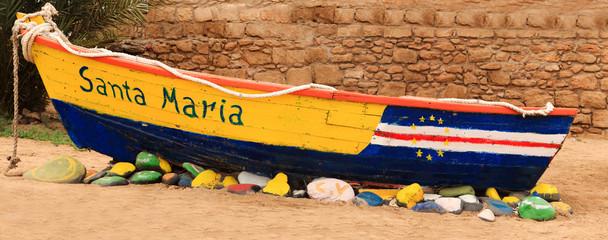 wreck boat santa maria cape verde