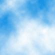 White cloud detail