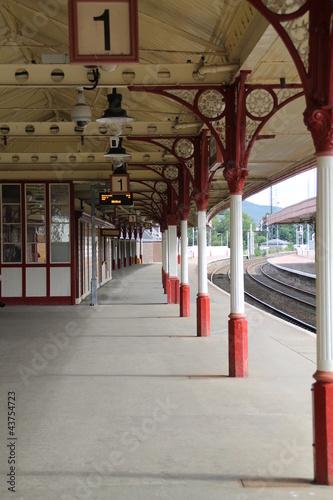 Bahnhof Aviemore - 43754723