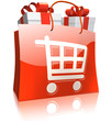 Shopping Bag Collection: Shopping Bag with Presents