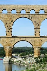 ponte romano Pont du Gard