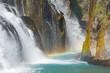 Fototapeten,schöner,blau,hell,cascade