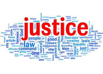 Justice (english)