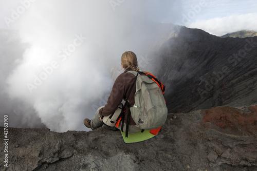 vulcano smoke