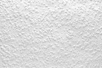 Klassische Raufasertapete weiß Hintergrund