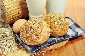 Mutigrain Breads