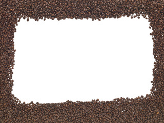 Whole Coffee Beans Frame