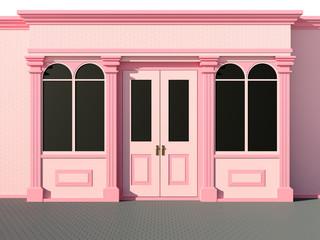 Shopfront - classic store front