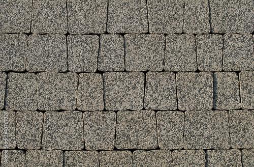 pattern on the pavement - 43767328