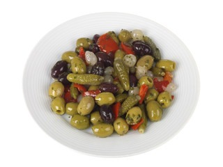 Antipasti Pickle Mix