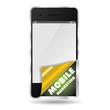 SMARTPHONE MOBILE MARKETING WRAP