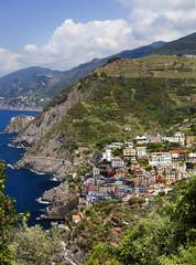 Pueblos de CInque Terre (Liguria,Italia)